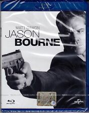 Blu-ray **JASON BOURNE** con Matt Damon nuovo 2016