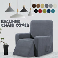 Elastic Recliner Chair Furniture Armchair Stretch Slipcover Cover Protector Home