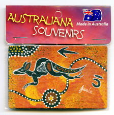 Canvas Painting Australia, Fridge Magnet, Souvenir.