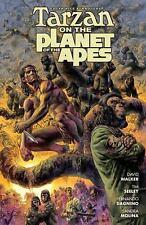 Tarzan on the Planet of the Apes: By Seeley, Tim Walker, David Dagnino, Ferna...