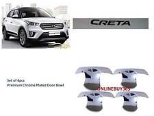 Imported Premium Chrome Door Bowl - Hyundai Creta