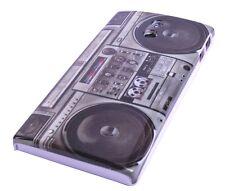 Custodia Protettiva F Sony Xperia P lt22i Custodia CASE COVER ASTUCCIO Ghetto Blaster Radio