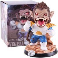 Dragon Ball Z Great Ape Vegeta PVC Figure GK Statue Collectible Model Toy In Box