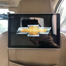 Car TV Rear Seat Entertainment System For Chevrolet Android 9.0 Headrest Monitor