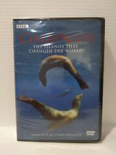 Galapagos BBC documentary DVD The islands that change the world