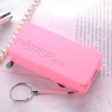 5600mah 2 x 18650 USB Cargador de Batería Power Bank Funda Bricolaje Caja iPhone