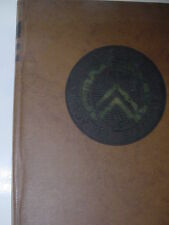 1942 Rice University Yearbook Houston, TX. / THE CAMPANILE