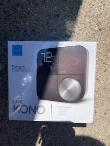 Lux  Kono Smart Thermostat KN-S-MG1-B04 brand new sealed