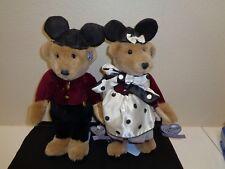 Annette Funicello Knickerbocker Disney Mouseketeer Teddy Bears Mickey Minnie