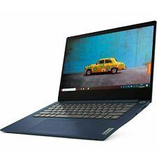 """Lenovo Laptop Ideapad 3 14 """" Voll HD Quad Core Intel i7-1065G7 8GB RAM 256GB SSD"""
