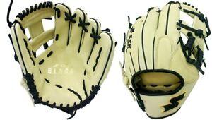 """SSK S19IW2404R 11.5"""" Black Line Baseball Glove Modeled After Javier Baez Glove"""