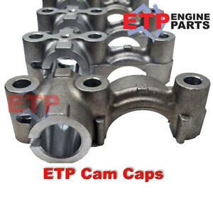 Cam Caps Suit Toyota 1HDFTE & 1HDFE - 4.2L Diesel Land Cruiser (4164cc)