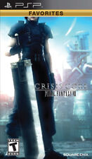 Crisis Core: Final Fantasy VII PSP New Sony PSP