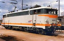 ROCO 72460 16024  Livrea Béton grigio fasce arancio, logo casquette, SNCF