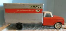 Vintage Nylint U-Haul Moving Box Truck 1970's Pressed Steel Complete