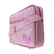 Joystick Junkies Flight Bag (pink Pixel Cherry) for Laptops Notebooks Consoles
