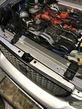 Subaru Forester sF5 Zero Sports stainless Steel Cooling Panel