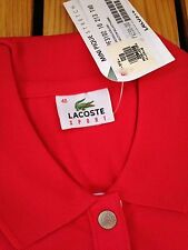 lacoste ladies polo shirt Size:40