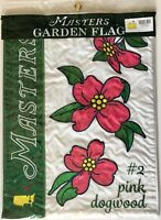 Masters garden flag augusta national golf 2020 masters pga new floral
