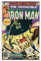 Iron Man 137 VF/NM (1968) Marvel  CBX8A