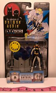 1997 The Adventures of Batman And Robin Duo Force Wind Blitz Batgirl Kenner