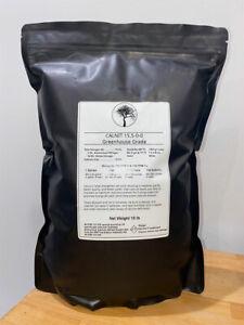 10lb Microprilled YaraLiva Calcium Nitrat 15.5-0-0 Hydroponic Fertilizer