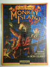 Commodore Amiga 'Monkey Island 2' 300pcs Jigsaw (gift, retro gaming)