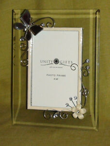 Butterfly Photo Frame by Unity Gifts