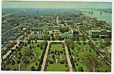 Baton Rouge, Louisiana, PU-1967; Downtown, South View, Aerial View