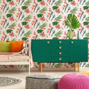 Julien MacDonald Utopia Pearl Floral Wallpaper