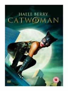 Catwoman (DVD) (2005) Halle Berry - Free postage