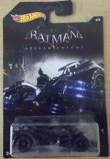 HotWheels BATMAN pressofuso ~ Batman Arkham Knight Batmobile 6/6