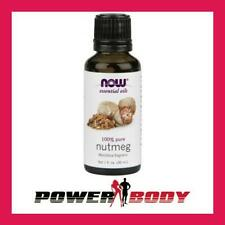 NOW Foods - Essential Oil, Nutmeg Oil - 30 ml.