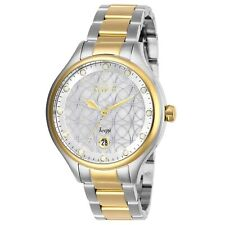 Invicta Women's Angel 27436 38mm White Dial Stainless Steel Watch
