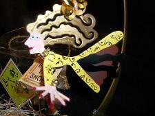 New Fanciful Flight Perfect Gift love Animal Shopper Metal Ornament Silvestri