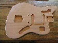 Saylor Guitars Unfinished Oregon Red Alder Jaguar Style Body 4# 3oz