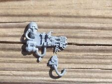 40K Space Wolves Wolf Guard Terminator Heavy Flamer Bits