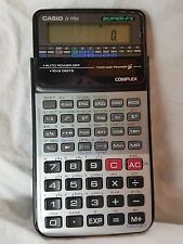 Casio FX-991H Scientific Calculator Super FX 2 Line Display Solar Power RARE
