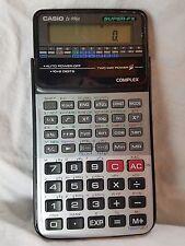Casio FX-991H Scientific Calculator Super FX 2 Line Display Solar Power RARE