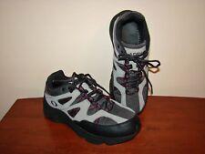 Aetrex Apex V753M Voyage Trail Runner Running Shoes Gray/Plum Women's Size 7