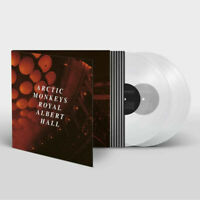 Arctic Monkeys - Live At The Royal Albert Hall - 2 x Clear Vinyl LP & Download
