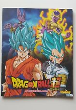DRAGON BALL SUPER STICKER ALBUM (COMPLETE)