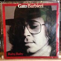 [SOUL/JAZZ]~EXC LP~GATO BARBIERI~Ruby, Ruby~{Original 1977~A&M~Issue]