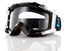 CARVE FOAM PIT MX CLEAR LENS MOTORCROSS MOTO X GOGGLE