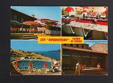 """SERRA-DI-FERRO (Corse) """"LES ARBOUSIERS"""" CAF de la SOMME Sport PING-PONG ,PISCINE"""
