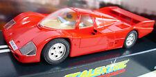 Scalextric C296 Porsche 962-Rojo-coche de carretera-Coche Raro-Nuevo En Caja