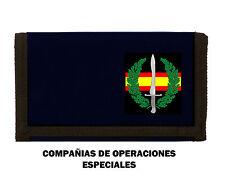 MONEDEROS Y BILLETEROS: COES - COMPAÑIAS DE OPERACIONES ESPECIALES