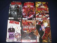 Astonishing Ant-Man 1-13 Complete Run 2015-2016 Marvel Now Avengers