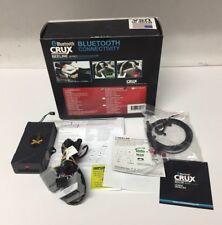 Crux BEEBH-04 Bluetooth Handsfree Kit for select Honda Fit Pilot Accord Ridgline