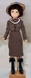 "Handmade brown suit w/extras for 20"" Madame Alexander Cissy & Kaye Wiggs' Laycee"